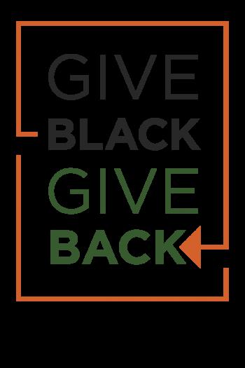 Give Black Give Back Logo
