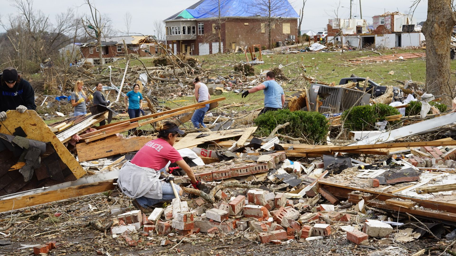 HON - Donelson - Tornado