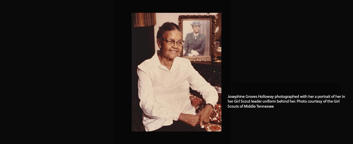 Tennessee Black History Snapshots: Josephine Groves Holloway
