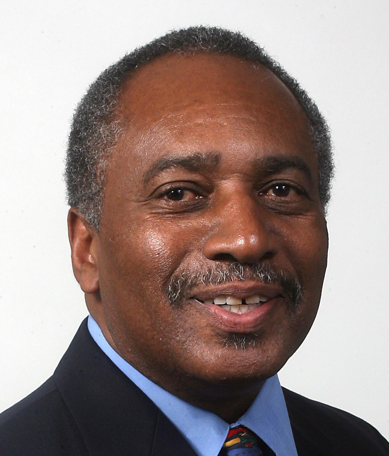 Retired, award-winning journalist Dwight Lewis