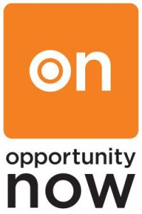 Opportunity NOW Logo - Vertical