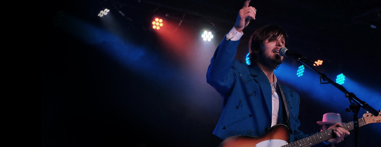 Charlie Worsham Raising Money for Music Education