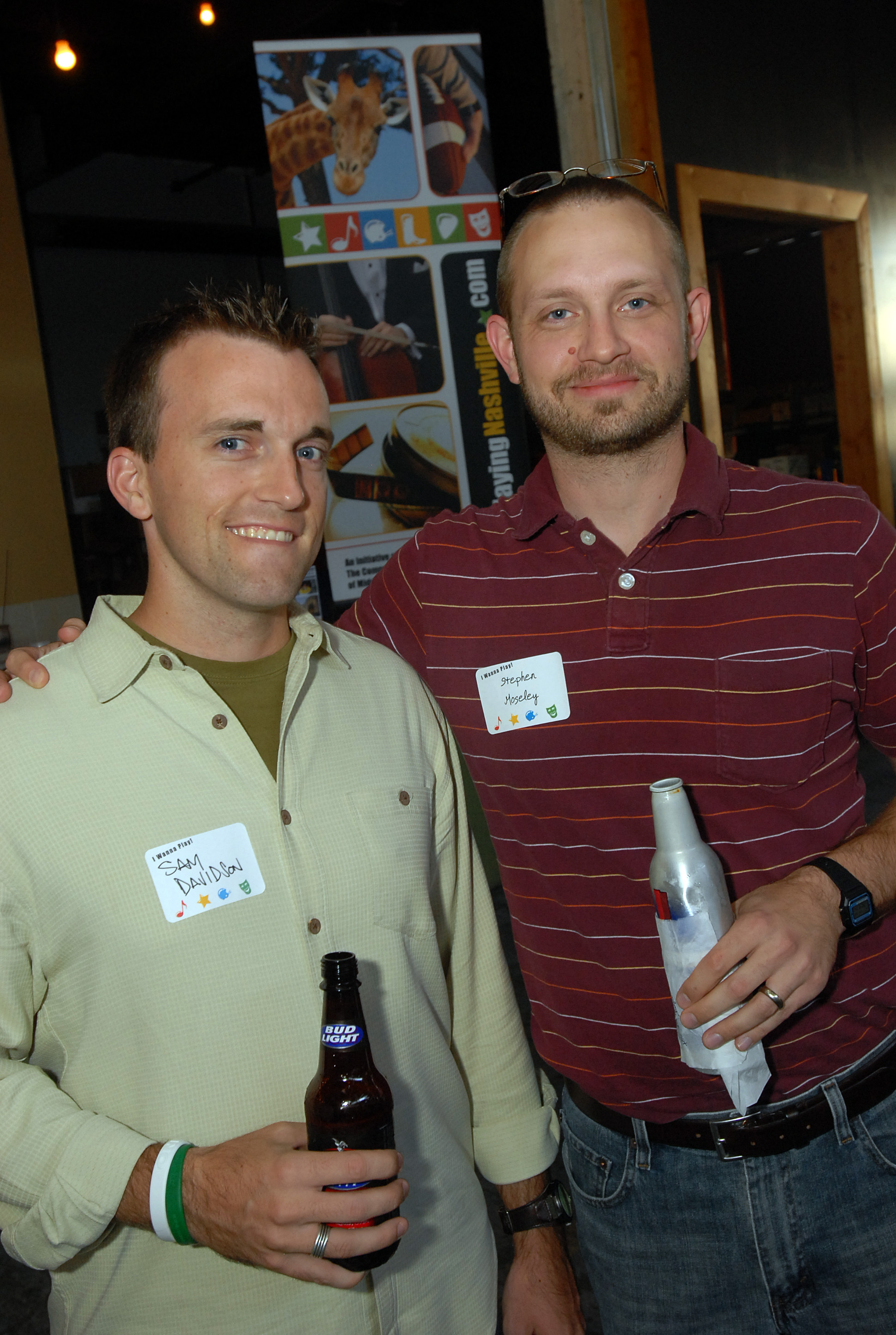 NowPlayingNashville Launch Party - 2007
