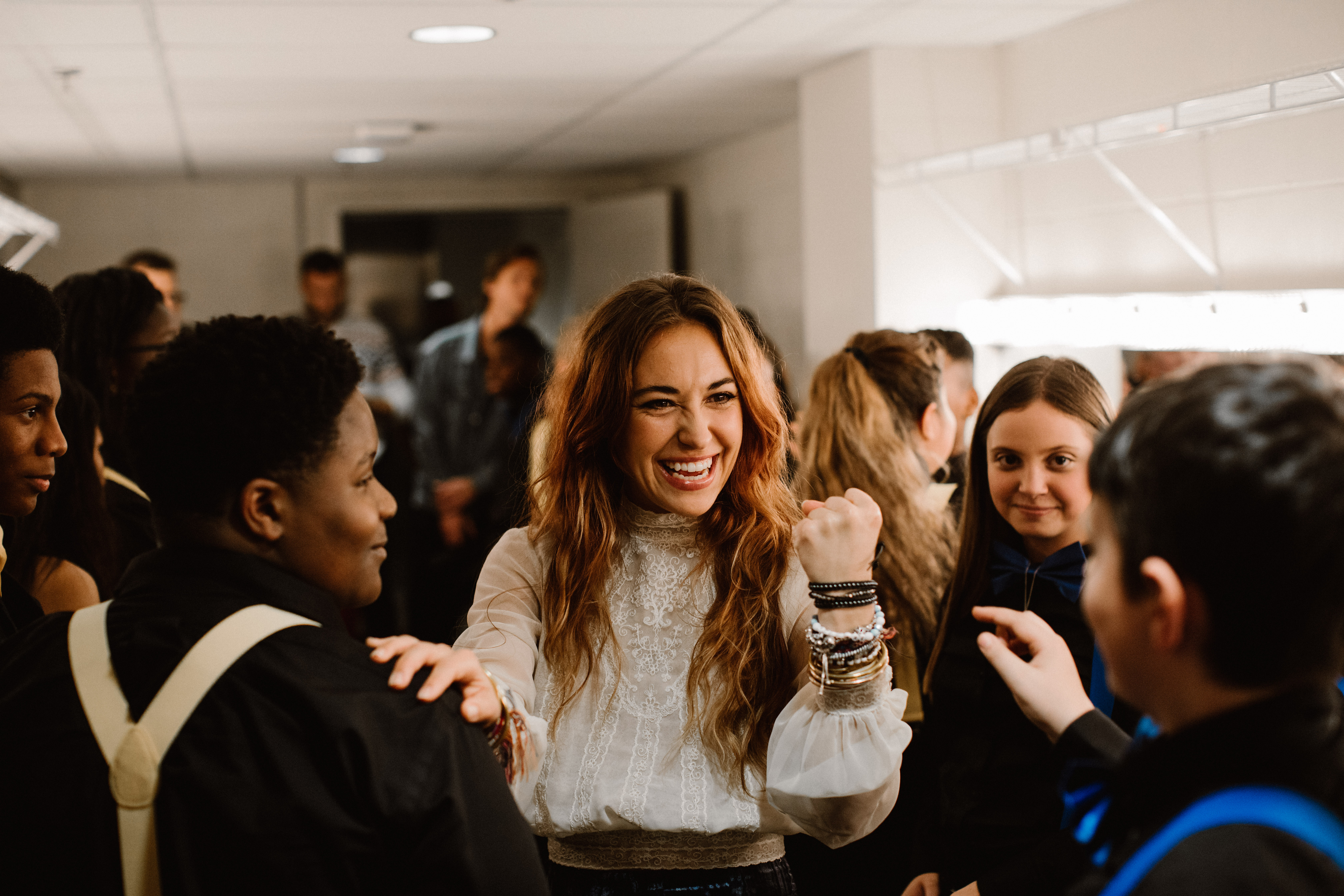 Lauren Daigle's The Price Fund Gives the Gift of Music