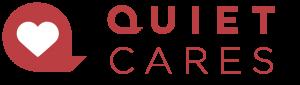 Quiet Cares Logo
