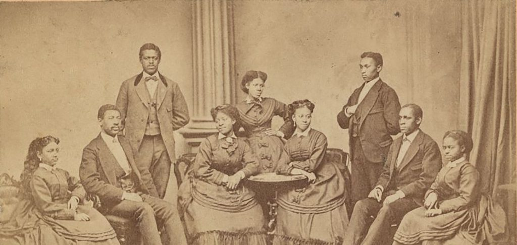 The Fisk Jubilee Singers: A Call to Action