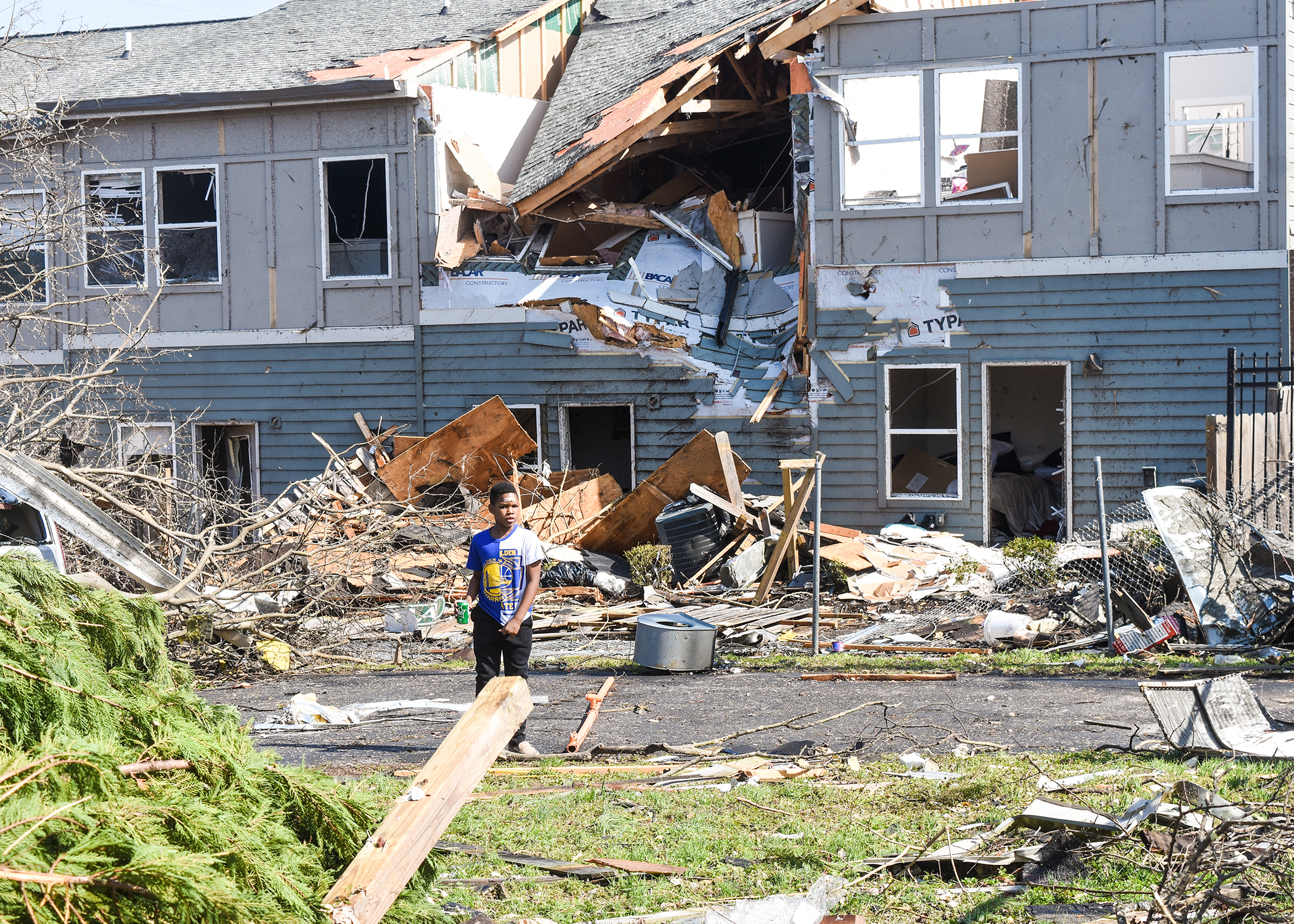 Tornado - March 3 - East Nashville