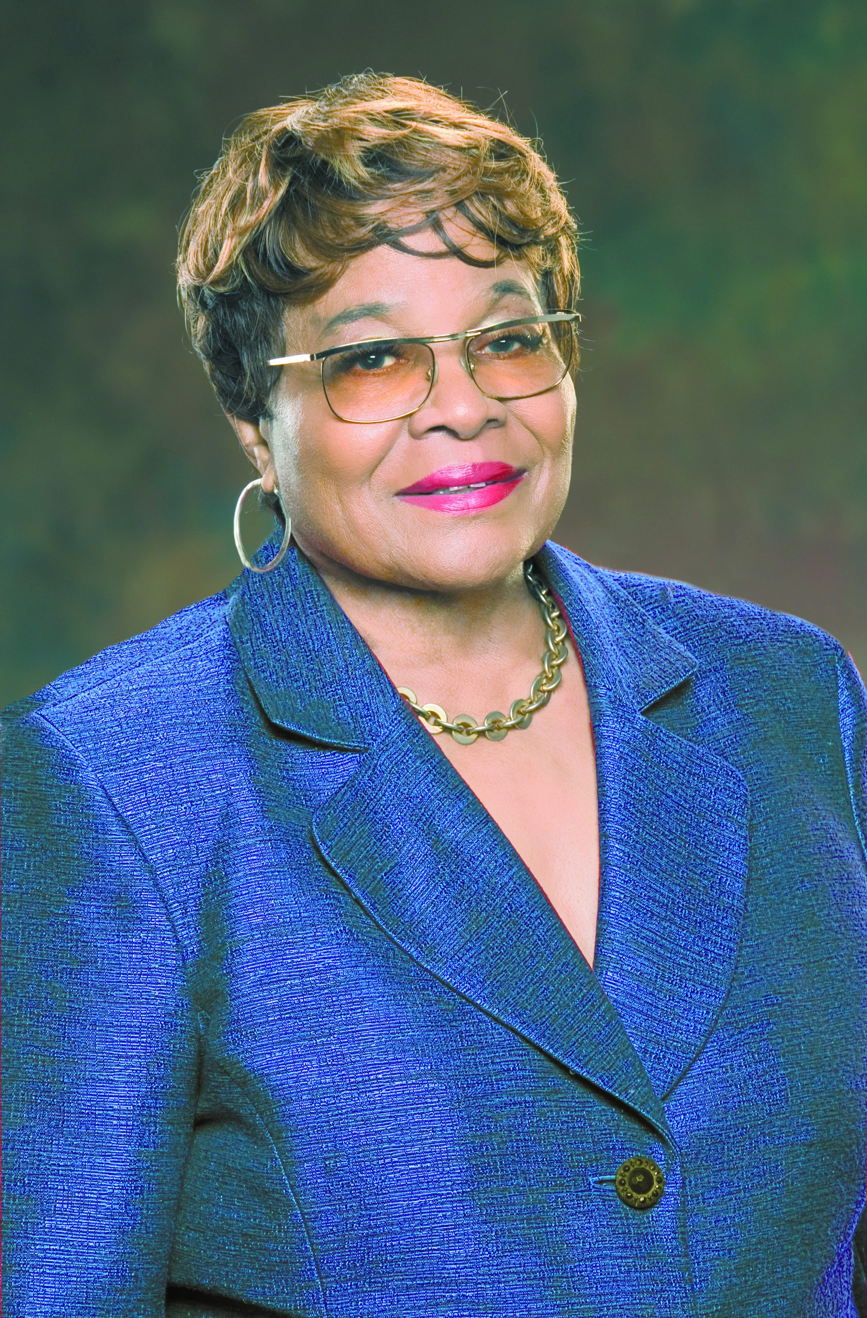 Tennessee Tribune Publisher & CEO Rosetta Miller-Perry